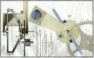 トゥールビヨン・レギュレータ機構図
