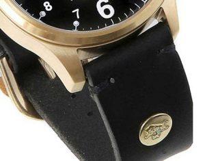 腕時計の皮バンド