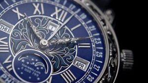 腕時計の文字盤